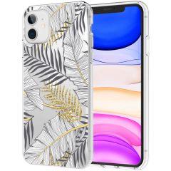 iMoshion Cover Design iPhone 11 - Glamour Botanic