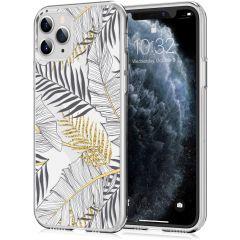 iMoshion Cover Design iPhone 11 Pro - Glamour Botanic