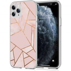 iMoshion Cover Design iPhone 11 Pro - Pink Graphic