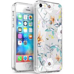 iMoshion Cover Design iPhone 5 / 5s / SE - English Garden