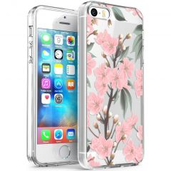 iMoshion Cover Design iPhone 5 / 5s / SE - Cherry Blossom