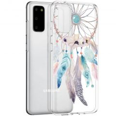 iMoshion Cover Design Samsung Galaxy S20 - Dreamcatcher