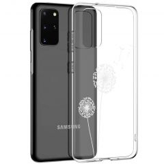 iMoshion Cover Design Samsung Galaxy S20 Plus - Dandelion