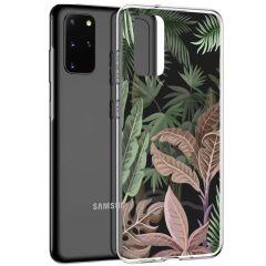 iMoshion Cover Design Samsung Galaxy S20 Plus - Dark Jungle