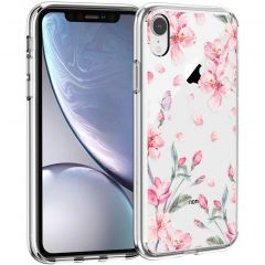 iMoshion Cover Design iPhone Xr - Blossom Watercolor