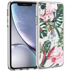 iMoshion Cover Design iPhone Xr - Tropical Jungle