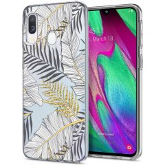 iMoshion Cover Design Samsung Galaxy A20e - Glamour Botanic
