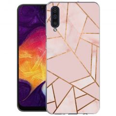 iMoshion Cover Design Samsung Galaxy A50 / A30s - Pink Graphic