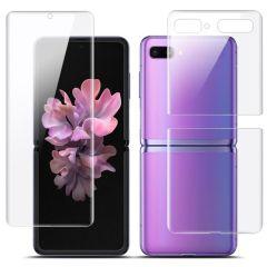 Pellicola Protettiva Anteriore + Posteriore Samsung Galaxy Z Flip