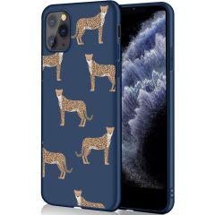 iMoshion Cover Design iPhone 11 Pro - Leopard Animal