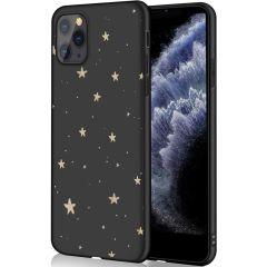 iMoshion Cover Design iPhone 11 Pro - Stars Gold