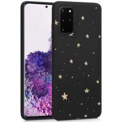 iMoshion Cover Design Samsung Galaxy S20 Plus - Stars Gold