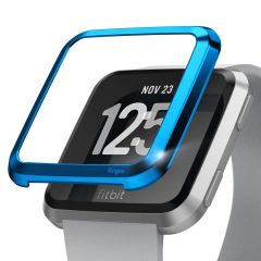 Ringke Stile della cornice Fitbit Versa / Versa Lite - Blu