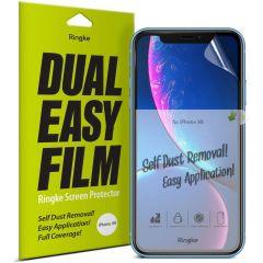 Ringke Dual Easy Pellicola Protettiva iPhone 11 / Xr