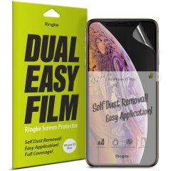 Ringke Dual Easy Pellicola Protettiva iPhone 11 Pro / Xs / X