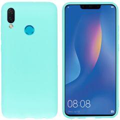 iMoshion Cover Color Huawei P Smart (2019) - Verde menta