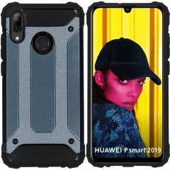 iMoshion Cover Robusta Xtreme Huawei P Smart (2019) - Blu scuro