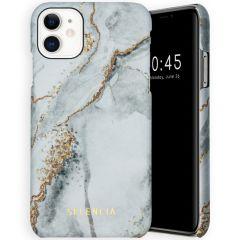 Selencia Maya Cover Fashion iPhone 11 - Marble Stone