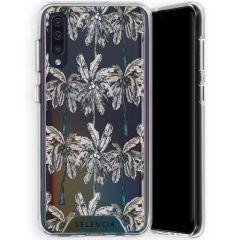 Selencia Zarya Cover Fashion Extra Protettiva Samsung Galaxy A50 / A30s - Palmtree
