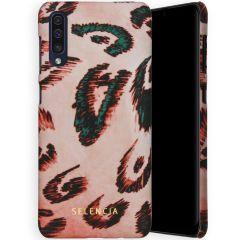 Selencia Maya Cover Fashion Samsung Galaxy A50 / A30s - Pink Panther