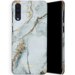 Selencia Maya Cover Fashion Samsung Galaxy A50 / A30s - Marble Stone