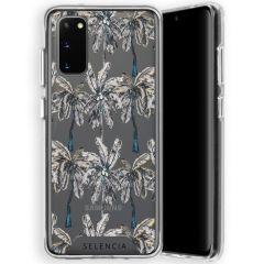 Selencia Zarya Cover Fashion Extra Protettiva Samsung Galaxy S20 - Palmtree