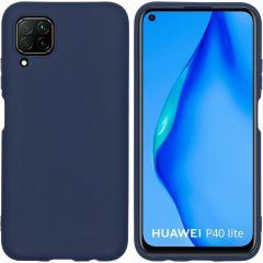 iMoshion Cover Color Huawei P40 Lite - Blu scuro