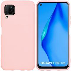 iMoshion Cover Color Huawei P40 Lite - Rosa
