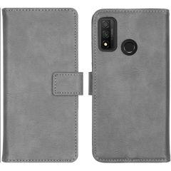 iMoshion Custodia Portafoglio de Luxe Huawei P Smart (2020) - Grigio