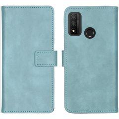 iMoshion Custodia Portafoglio de Luxe Huawei P Smart (2020) - Azzurro