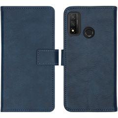 iMoshion Custodia Portafoglio de Luxe Huawei P Smart (2020) - Blu scuro