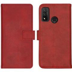 iMoshion Custodia Portafoglio de Luxe Huawei P Smart (2020) - Rosso
