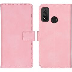 iMoshion Custodia Portafoglio de Luxe Huawei P Smart (2020) - Rosa