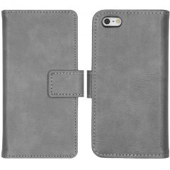 iMoshion Custodia Portafoglio de Luxe iPhone 5 / 5s / SE - Grigio