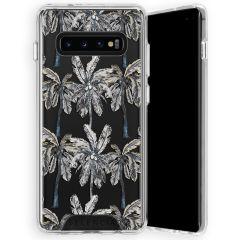 Selencia Zarya Cover Fashion Extra Protettiva Samsung Galaxy S10 Plus - Palmtree