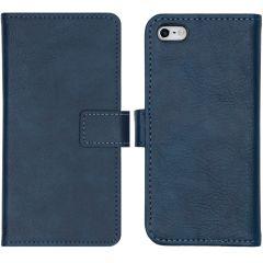 iMoshion Custodia Portafoglio de Luxe iPhone 5 / 5s / SE - Blu scuro