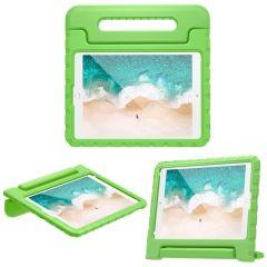 iMoshion Cover Antishoc Speciale Bambini con Manico iPad 10.2 (2019 / 2020 / 2021) - Verde