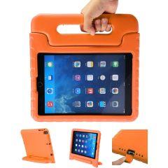 iMoshion Cover Antishoc Speciale Bambini con Manico iPad (2018) / (2017) - Arancio