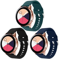iMoshion Multipack Cinturino in Silicone Galaxy Watch 40/42mm / Active 2 42/44mm / Watch 3 41mm