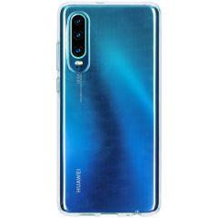 Cover Flessibile Huawei P30 - Trasparente