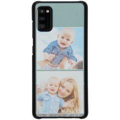 Cover Rigida Personalizzate Samsung Galaxy A41 - Nero