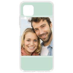 Cover Flessibile Personalizzate Huawei P40 Lite - Trasparente