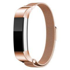 iMoshion Cinturino Milanese Fitbit Alta (HR) - Rosa oro