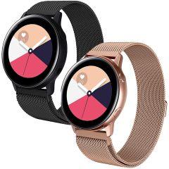 iMoshion Milanese Cinturino Multipack Galaxy Watch 40/42mm / Active 2 42/44mm / Watch 3 41mm