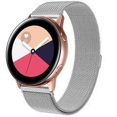 iMoshion Cinturino Milanese Galaxy Watch 40/42mm / Active 2 42/44mm / Watch 3 41mm - Argento