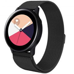 iMoshion Cinturino Milanese Galaxy Watch 40/42mm / Active 2 42/44mm / Watch 3 41mm - Nero
