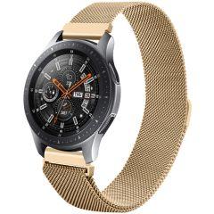 iMoshion Cinturino Milanese Galaxy Watch 46mm / Gear S3 Frontier / Classic / Watch 3 45mm - Oro