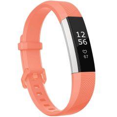 iMoshion Cinturino in Silicone Fitbit Alta (HR) - Arancio