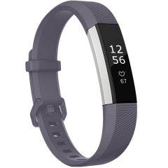 iMoshion Cinturino in Silicone Fitbit Alta (HR) - Grigio
