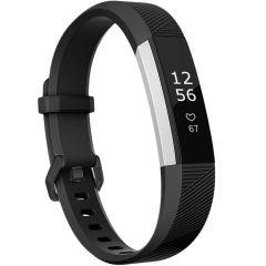 iMoshion Cinturino in Silicone Fitbit Alta (HR) - Nero